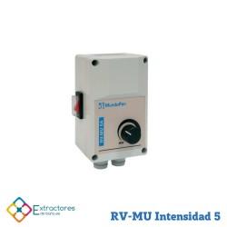 Regulador de velocidad RV-MU-5
